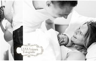 Zin in de bevalling - geboortefotografie Uden