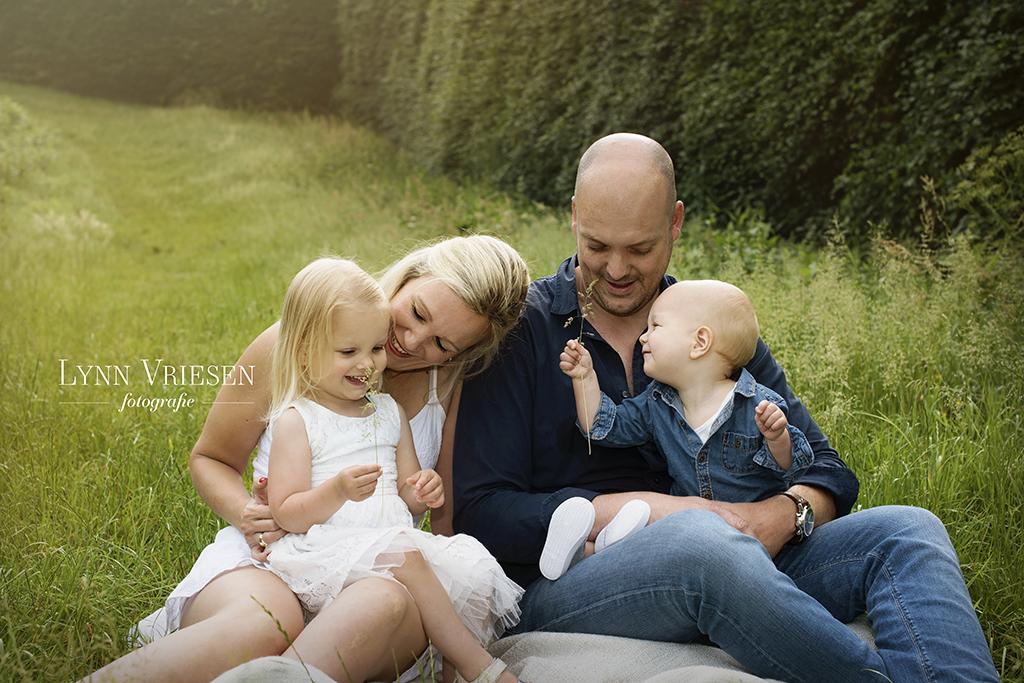 Fotoshoot gezin Oosterbeek