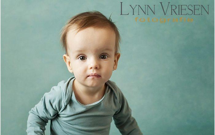 Hannah 1 jaar oud - Baby fotografie Arnhem