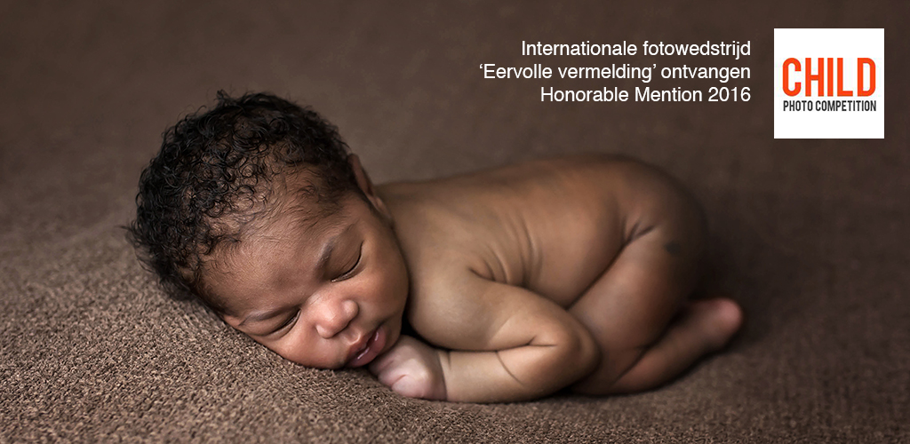 Honorable mention 2016 - Child Photo Competition