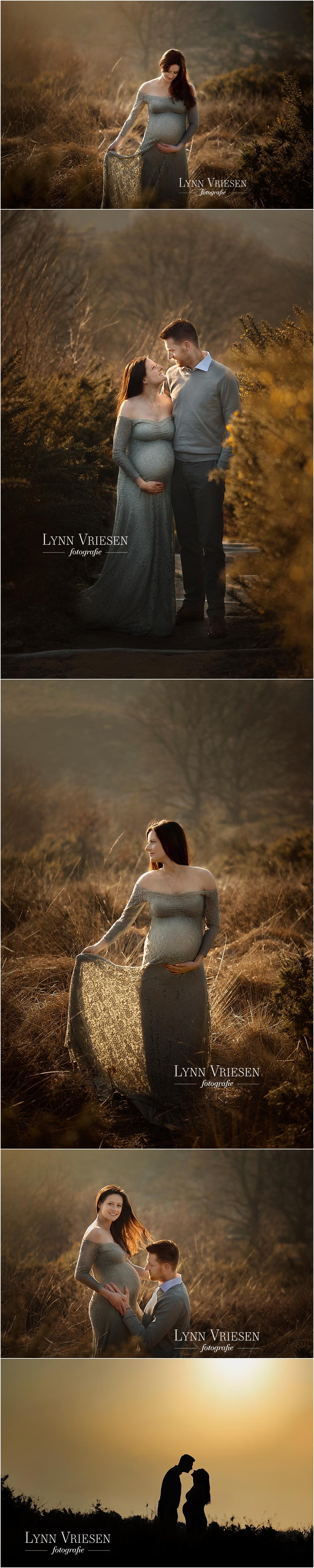 Pauline 34 weken - Zwanger fotoshoot Duiven