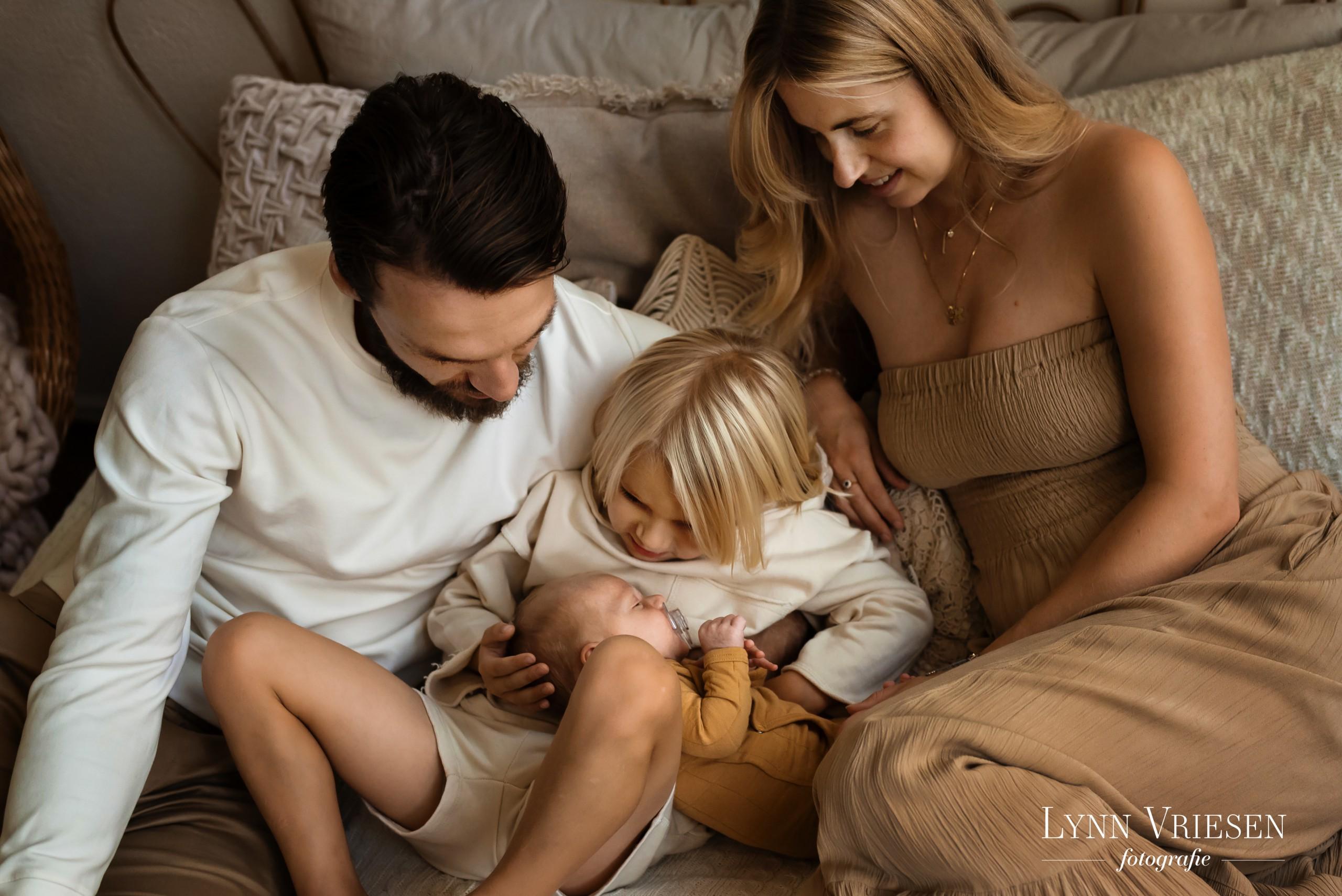 Miles newborn fotoshoot arnhem