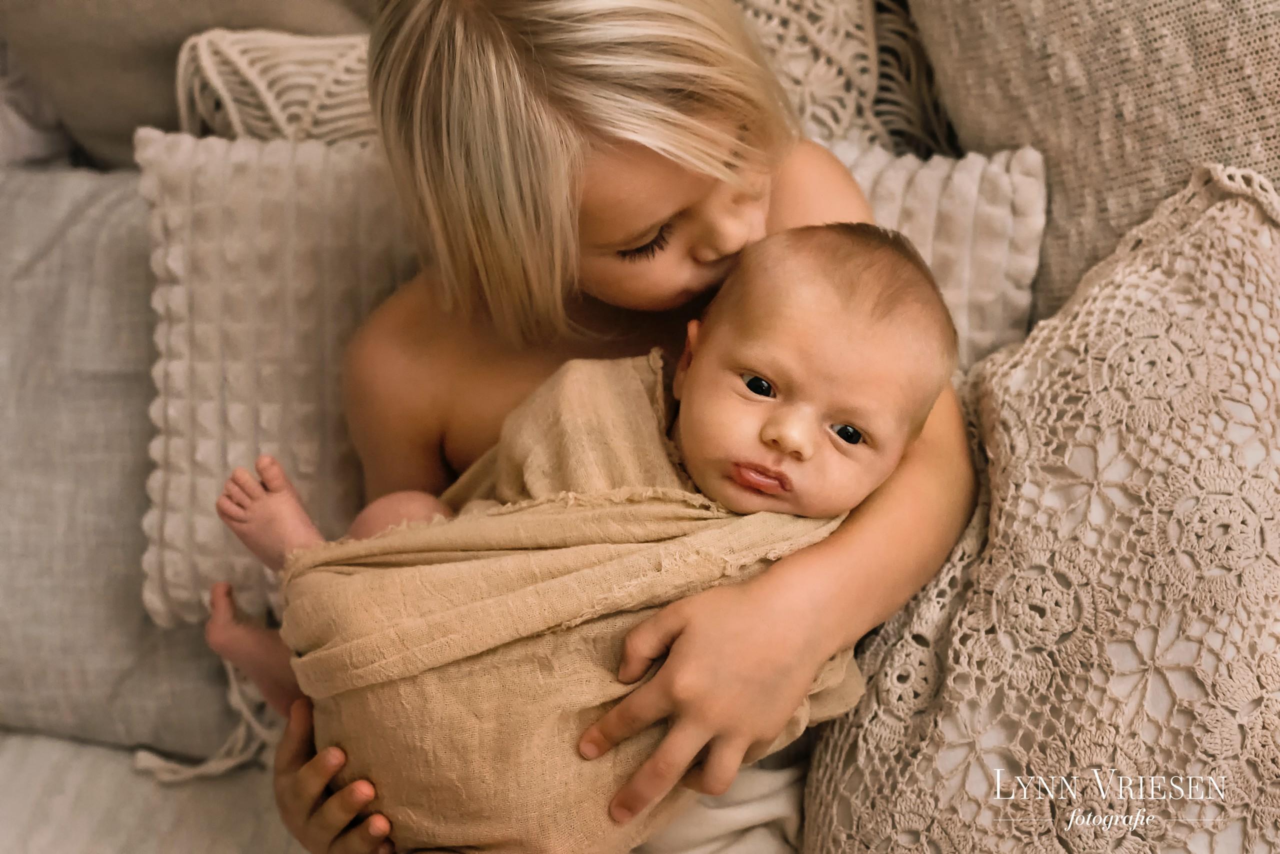 Miles newborn fotograaf arnhem