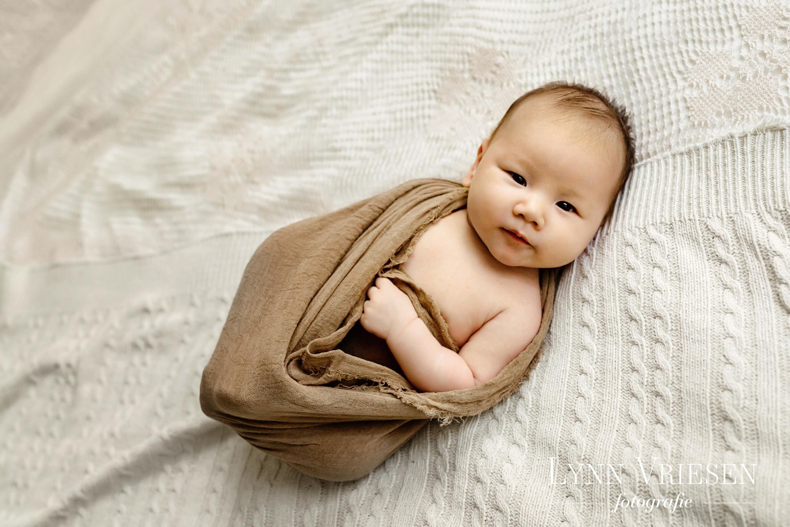 Newborn fotoshoot Epe