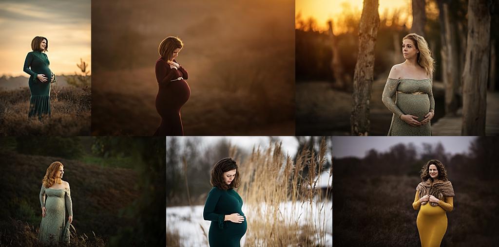 Workshop zwangerschapsfotografie