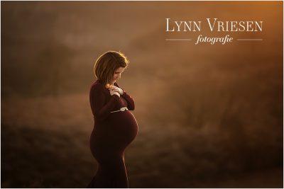 Dorien 34 weken - zwangerschapsshoot Arnhem