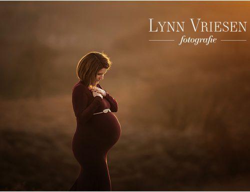 Dorien 34 weken – zwangerschapsshoot Arnhem