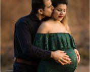 Tina 35 weken - zwanger fotoshoot Driel