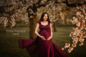 Vy 32 weken - zwanger fotoshoot Ede