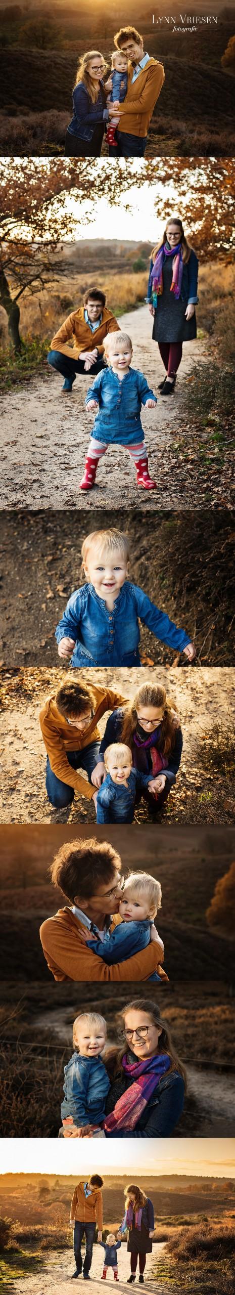 Resultaat fotoshoot gezin