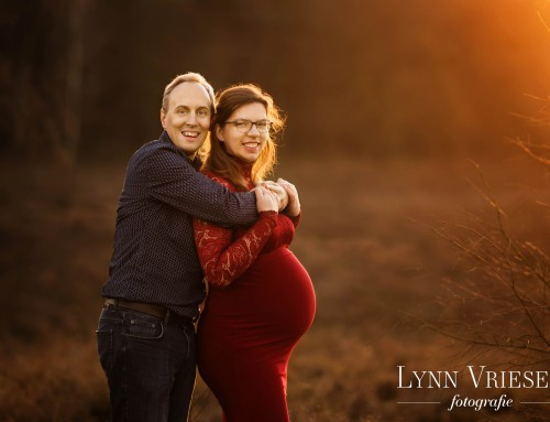 Marloes 34 weken – Zwanger fotoshoot Vleuten