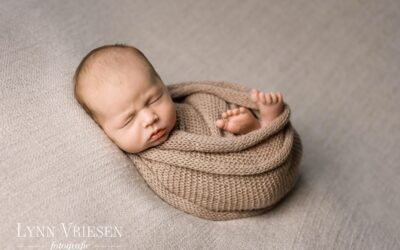Seth 18 dagen – Newborn fotograaf Lent