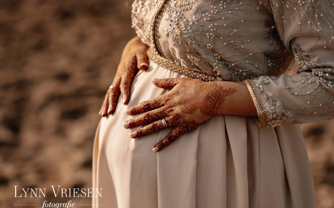 Fatima 33 weken – zwanger fotoshoot Arnhem