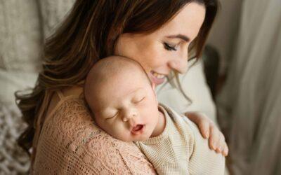 Sem 2 weken – newbornshoot Duiven
