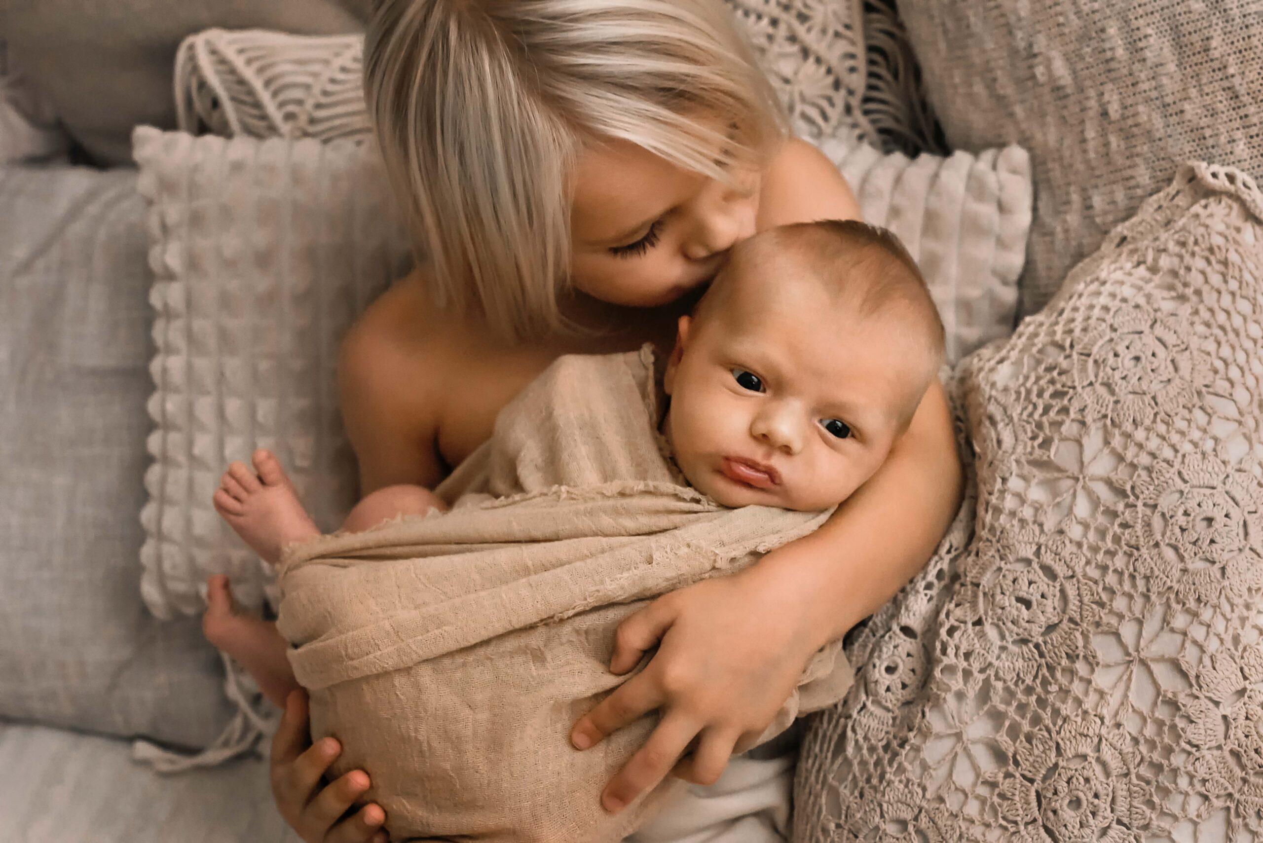 Baby fotoshoot Elst