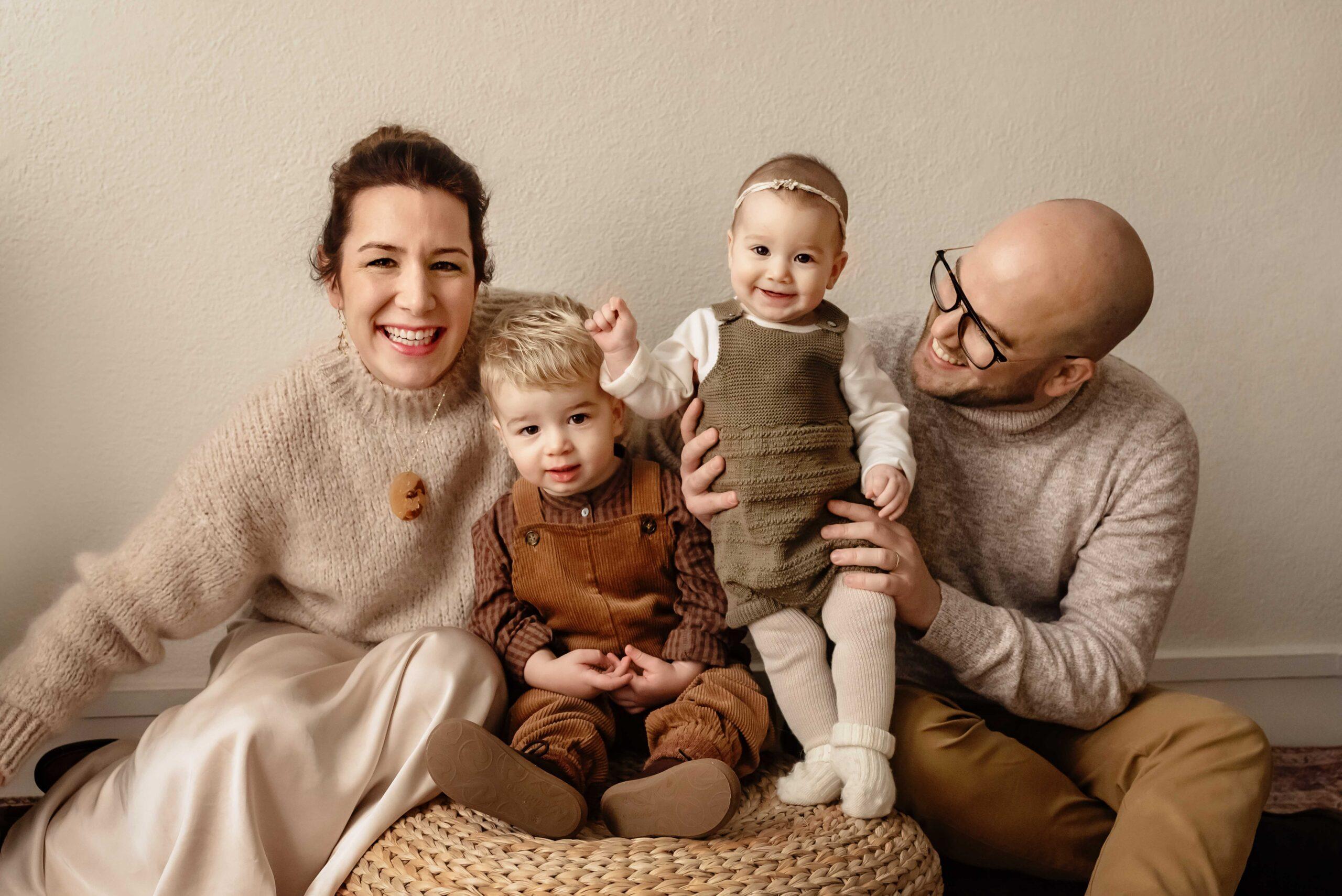 Fotoshoot gezin studio Nijmegen