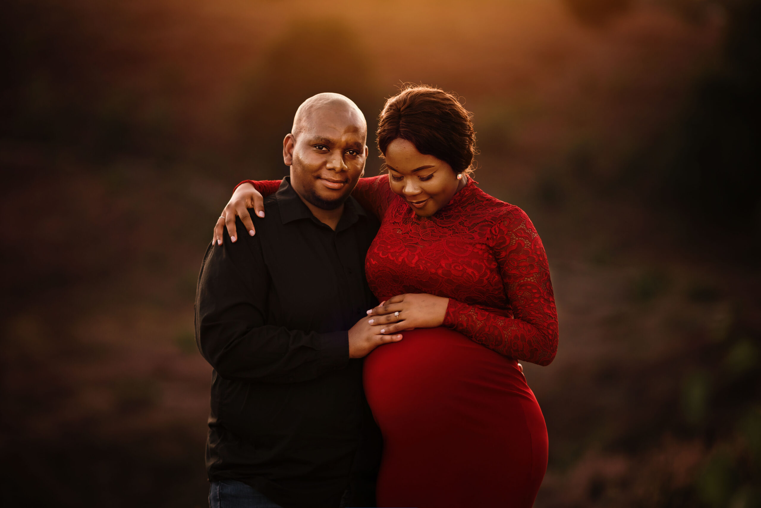 Maternity photo shoot Arnhem