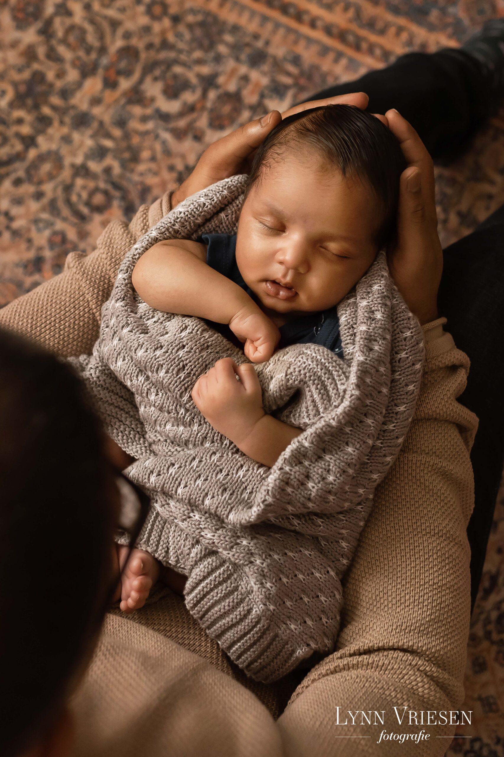 Anav baby fotoshoot arnhem