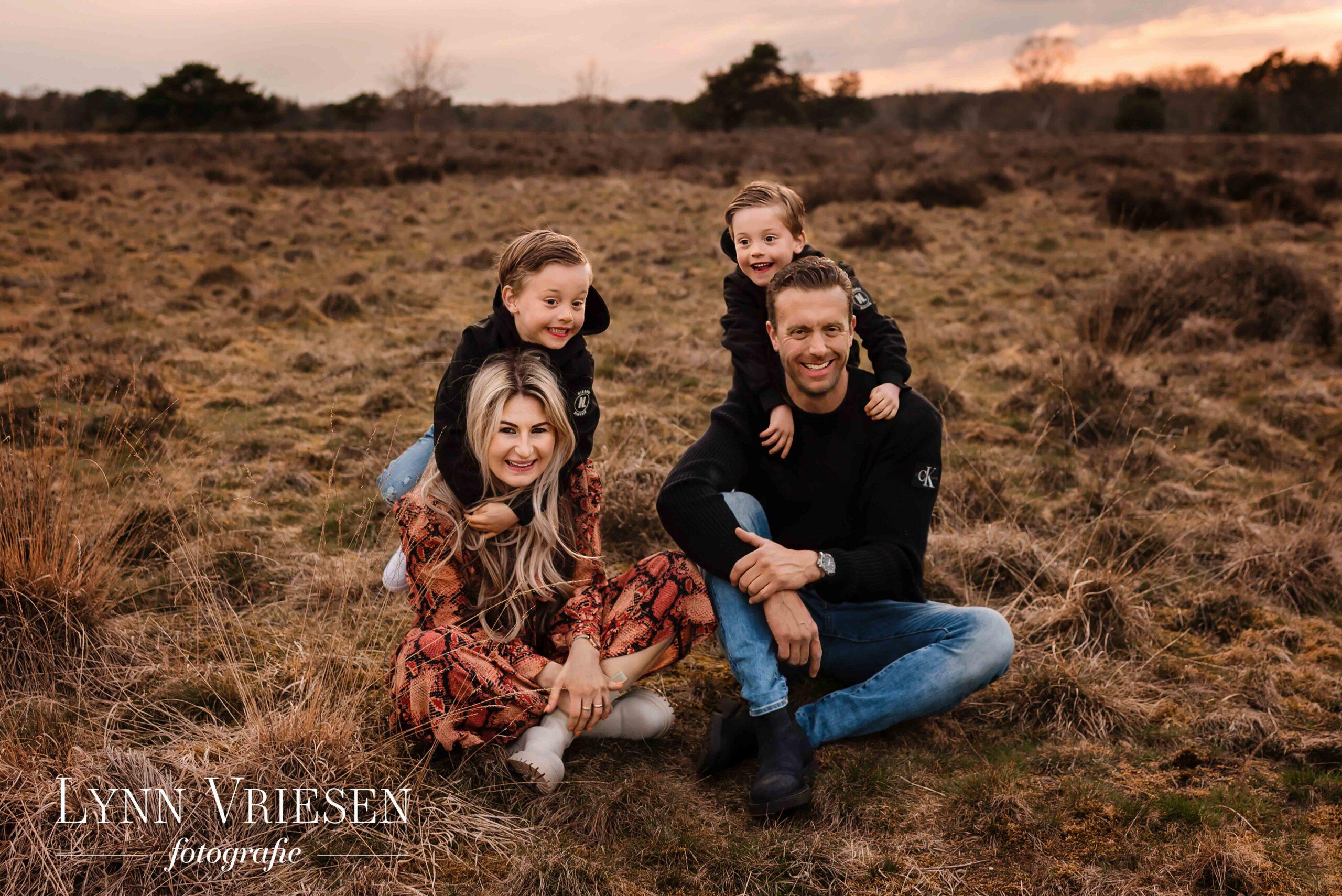 Fotoshoot gezin Utrecht